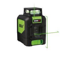 Laser křížový zelený 1x 360° Multilaser MC0905 Dedra