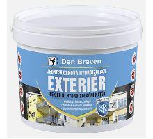 Den Braven Jednosložková hydroiolace EXTERIER 2,5kg na bázi disperze