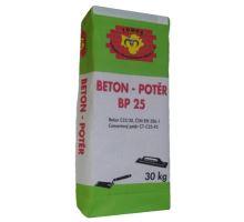 Tomeš BP 25 MPa hrubý, 30 kg - cementový potěr pro tl. vrstvy 30-80mm, zrno 0-5mm