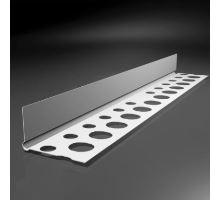 Al dilatační roh 13x24 mm délka 3 m, ukončovací profil