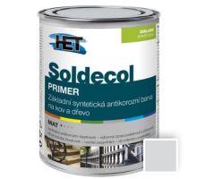 HET Soldecol PRIMER - Základní syntetická barva na kov a dřevo