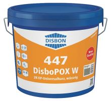 Caparol DisboPOX W 447 2K-EP E.MI - epoxidový nátěr na podlahy