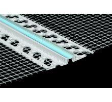 Dilatační profil univerzální 430 pro omítky 3mm, délka 2m, 10mm dilatace