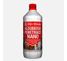 Den Braven hloubková penetrace NANO, 1l