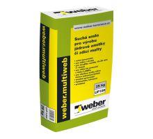 weber.multiweb - universální maltovinové pojivo 25 kg