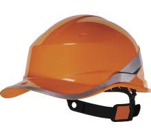 Delta Plus Pracovní přilba Baseball Diamond V, oranžová