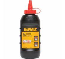 Barva do brnkačky 225g červená DWHT47048-9 DeWalt