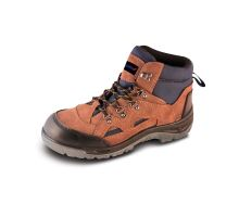 Bezpečnostní obuv Model T2A, semiš S1P SRC vel obuv Model T2A, semiš S1P SRC vel. 39 Dedra