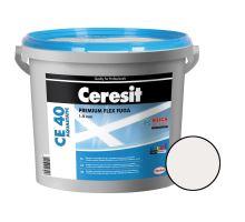 Ceresit Flexibilní spárovací hmota CE 40 Aquastatic 5 kg, jasmín 40