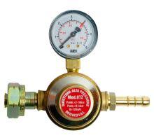 Redukční ventil P2 PB, s manometrem