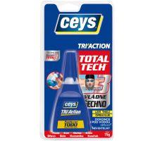 Lepidlo univerzální 10g transparent Total tech Tri Action Ceys (12)