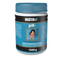 Mastersil pH- 1,6 kg, pro snižnování pH