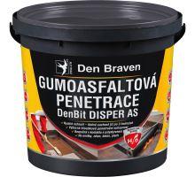 Den Braven Gumoasfaltová penetrace DISPER AS DenBit 5 kg