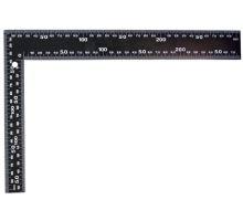 Úhelník ocelový černý,  600x400mm, Euronářadí