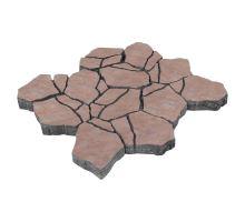 Betonová skladebná dlažba Diton Stone 8 cm monaro (skladba 12 kamenů)