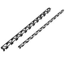 Dualfix plastová distanční lišta pro krytí výztuže 25 mm, délka 2 m