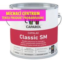 Caparol Capalac Classic SM - email na dřevo, kov, tvrzené PVC