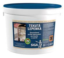 SIGA PRO tekutá lepenka 4kg dvousložková hydroizolační hmota (interiér/exteriér)