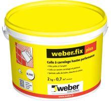 weber.fix plus D2TE 2 kg - disperzní lepidlo na obklady a dlažbu
