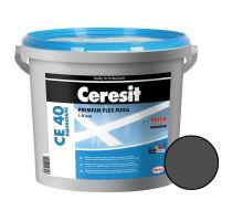 Ceresit Flexibilní spárovací hmota CE 40 Aquastatic 5 kg, graphite 16