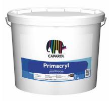 Caparol Primacryl - extra bílá interiérová otěruvzdorná jiskřivá barva