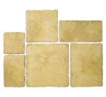 Betonová plošná dlažba Semmelrock Bradstone Old Town tl. 3,8-4,4 cm pískovcová (skladba 6 kamenů)