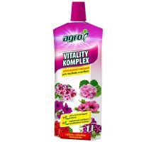 Agro Vitality komplex + muškáty a surf. 1l