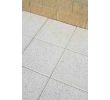 Plošná dlažba, terasová vymývaná, bez laku, 50x50x5 cm, Vegaro, BEST