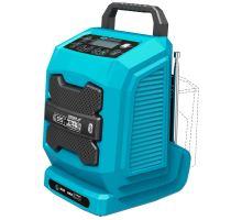 Aku rádio DED7005 s bluetooth a USB 18V Dedra