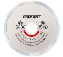 Kotouč diamantový plný 150mm Diamant 121015 Euronářadí (+redukce z 22 na 20mm)