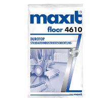 MAXIT floor 4610 Durotop 35 MPa, 25 kg - tenkovrstvý cementový potěr pro tl. vrstvy 4-15 mm
