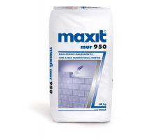 Maxit mur 950, 30kg, 5MPa - vápeno-cementová zdící malta, pro interiér/exteriér, zrno 0-2mm