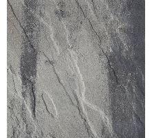 Suprema kombi, zvlněná dlažba, 7 kamenů, výška 6 cm, bíločerná, Semmelrock