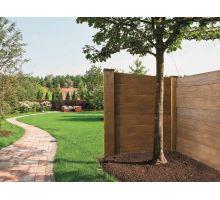 DITON Quick Wall Wood plotová deska jednostr., dub světlý 183x5x30cm