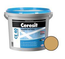 Ceresit Flexibilní spárovací hmota CE 40 Aquastatic 5 kg, toffi 44