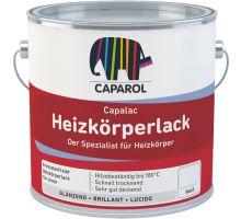 Capalac Heizkörperlack bílý 0,75 l