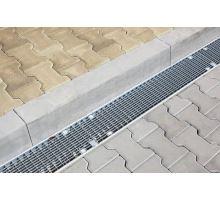 Betonový silniční obrubník Best Mono II 25 x 15 x 100 cm přírodní
