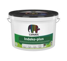 Caparol Indeko-plus B1 10l interiérová omyvatelná barva tř. 1 - matná