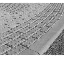Parketa 8 - slepecká, přírodní, dlažba, 20x10x8 cm, Diton