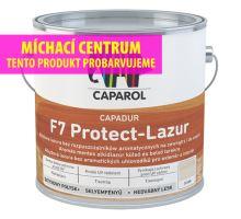 Caparol Capadur F7 Protect-Lazur - středněvrstvá lazura na dřevo