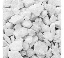Drť mramorová Carolith, 7-14 mm, 25 kg, bílá