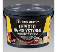 Den Braven Lepidlo na polystyren a asfaltové pásy DenBit STYRO LT 10 kg