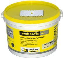weber.fix sol D1T, 8 kg - disperzní lepidlo na obklady a dlažbu