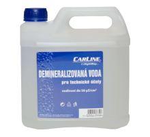 Voda demineralizovaná 5l Carline