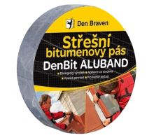 Den Braven Bitumenový střešní pás DenBit Aluband 75 mm x 10 m