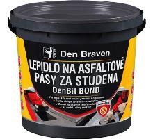 Den Braven Lepidlo na asfaltové pásy za studena DenBit BOND 5 kg