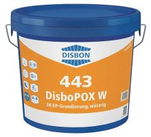 Caparol DisboPOX W 443 2K-EP