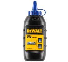 Barva do brnkačky 225g modrá DWHT47049-9 DeWalt