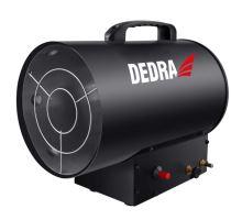 Topidlo plynové s ventilátorem výkon 7-15 kW DED9942 Dedra