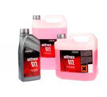 Nemrznoucí kapalina do chladičů G12+, 1l, růžová, Carline